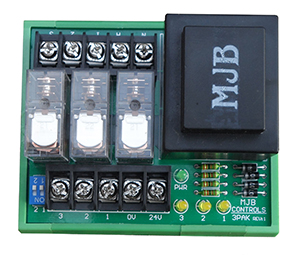 3PAK 240 Volt - 24 Volt AC Interface Module