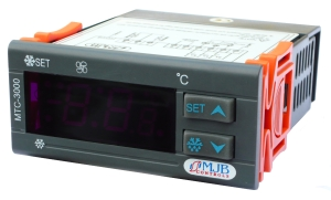 MTC-3000 Refrigeration Temperature Controller